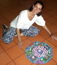 Maria - dancas circulares