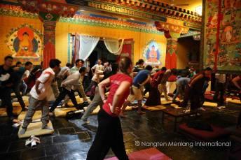Lu JOng praktika