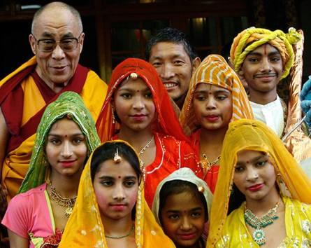 Indijos jaunuoliai