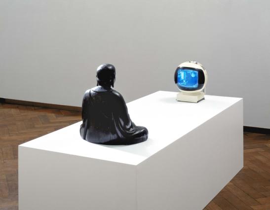 buddha watching